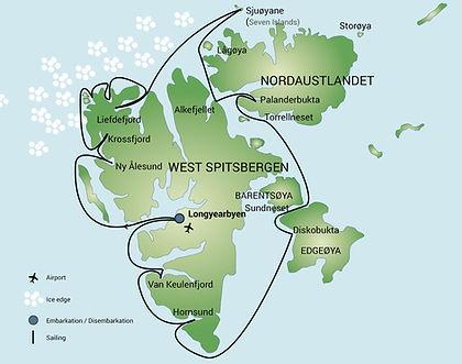 Norway, Arctic1, Svalbard