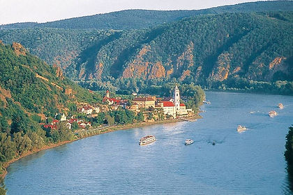 Cycling along the famous Danube you will ride through six countries and some fantastic landscapes: the spectacular Wachau Valley, the mighty canyon of the Iron Gates and the Carpathian mountains.  Along the route you will visit lovely villages, wineries and monasteries and explore four capitals, all once belonging to the Austrian-Hungarian empire: Vienna, Bratislava, Budapest and Belgrade.