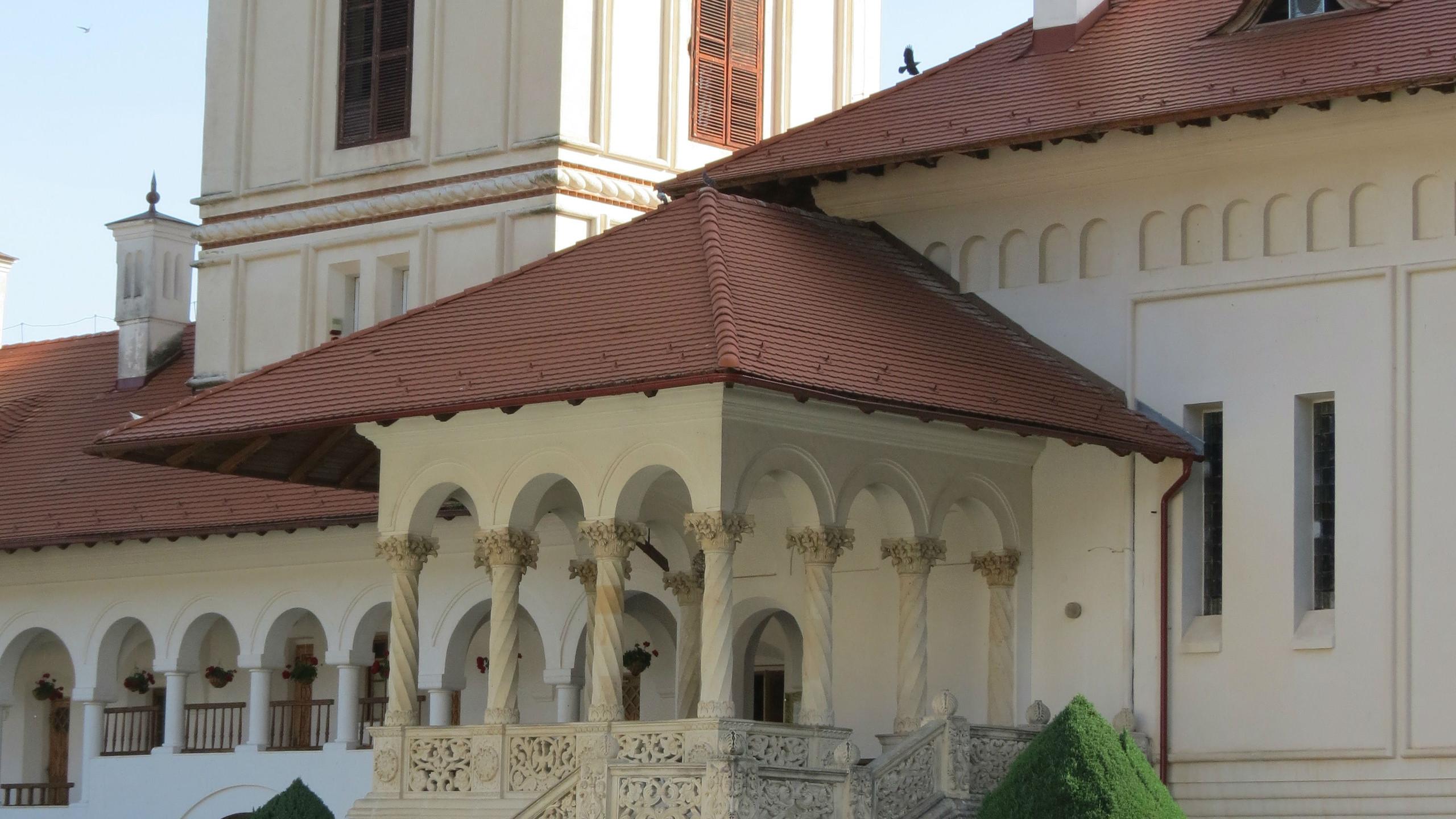 150a - Brancoveanu Monastery