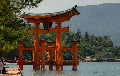Beautiful gardens, the sacred shrine of Miyajima, the Hiroshima Peace Memorial Museum, welcoming people, bustling cities, traditional villages and the lavish homes and castles of the samurai.  All this and more awaits you on this expedition cruise to Japan, the Land of the Rising Sun.