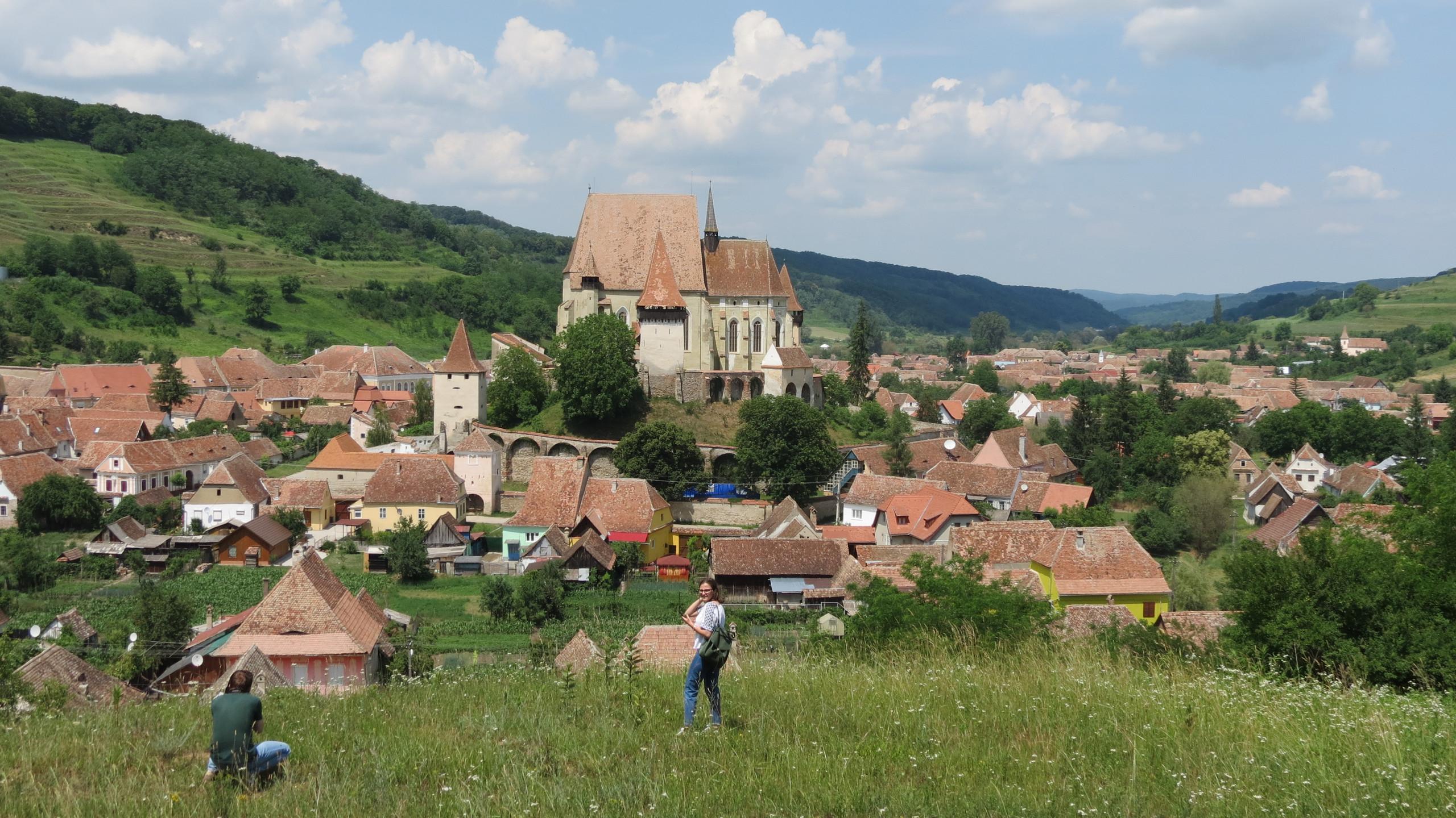 029 - Biertan fortified church