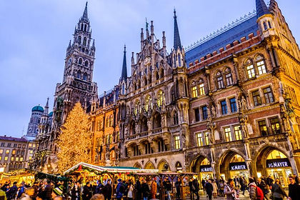 Explore the festive wintery Christmas Markets of Central Europe as we visit the best of them in Munich, Salzburg, Vienna and Budapest.  And while you are here, discover the sights and sounds of Germany, Austria and Budapest at their most authentic.