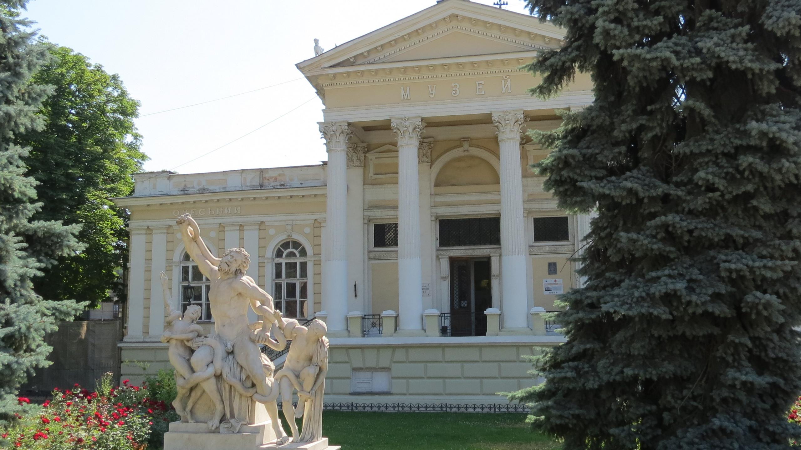295 - Odessa