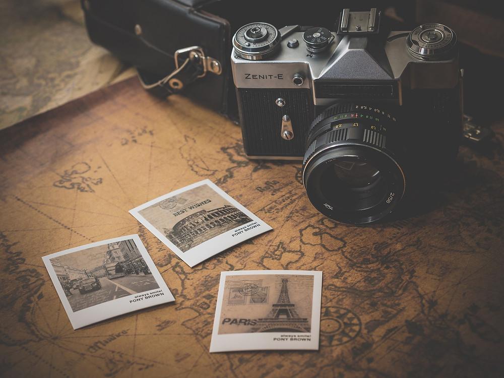 camera & travel