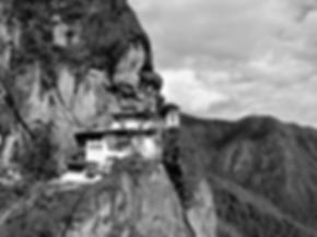 travel to Tiger's nest monasterys close to Paro and Thimphu in Bhutan