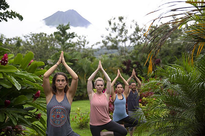 Experience a world of wellness in this paradise called Costa Rica.  We'll take you to famous sights like Arenal Volcano, but also lesser known places like the lush rainforests of Rincon de la Vieja National Park and the gorgeous beaches of tranquil and laid-back Playa Carrillo on the Pacific Ocean.  Along the way, enjoy yoga, meditation, great food and relaxation, along with a host of optional activities such as hiking, visits to  thermal pools and canyoning.