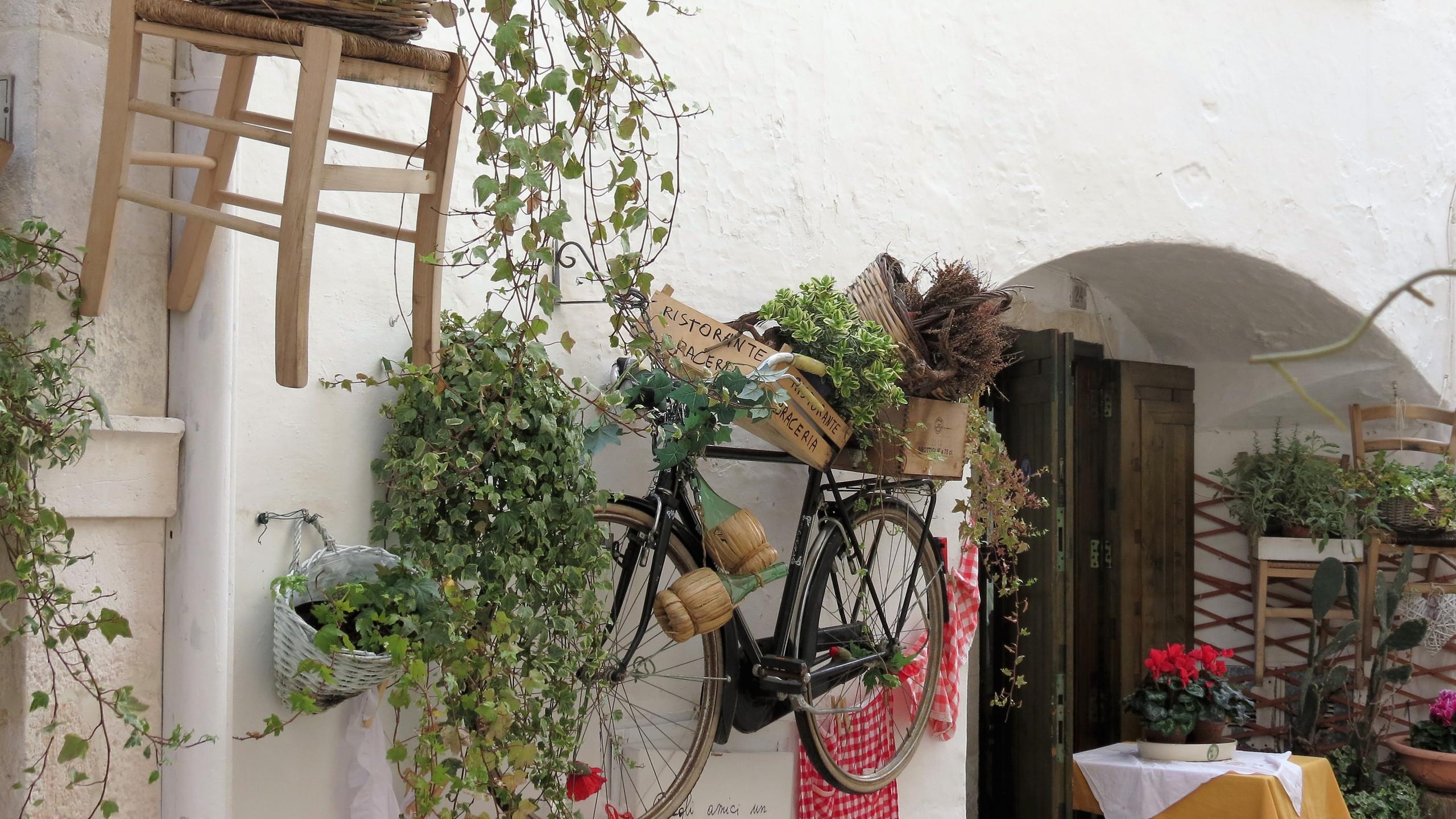 Restaurant Locorotondo, Puglia