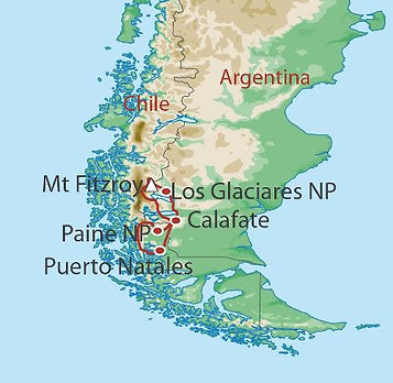 Chile, Argentina