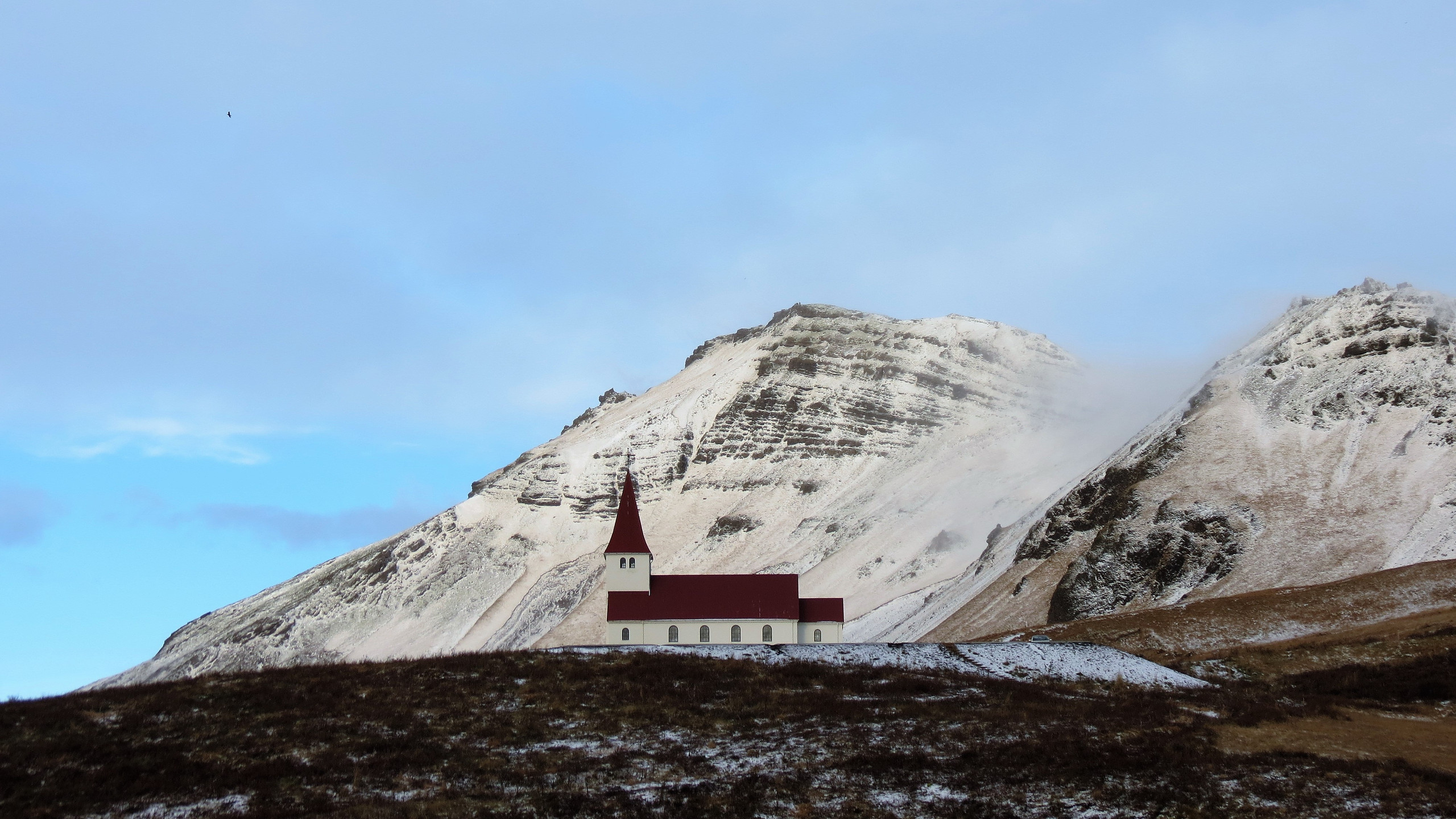 Church, Vik, Iceland