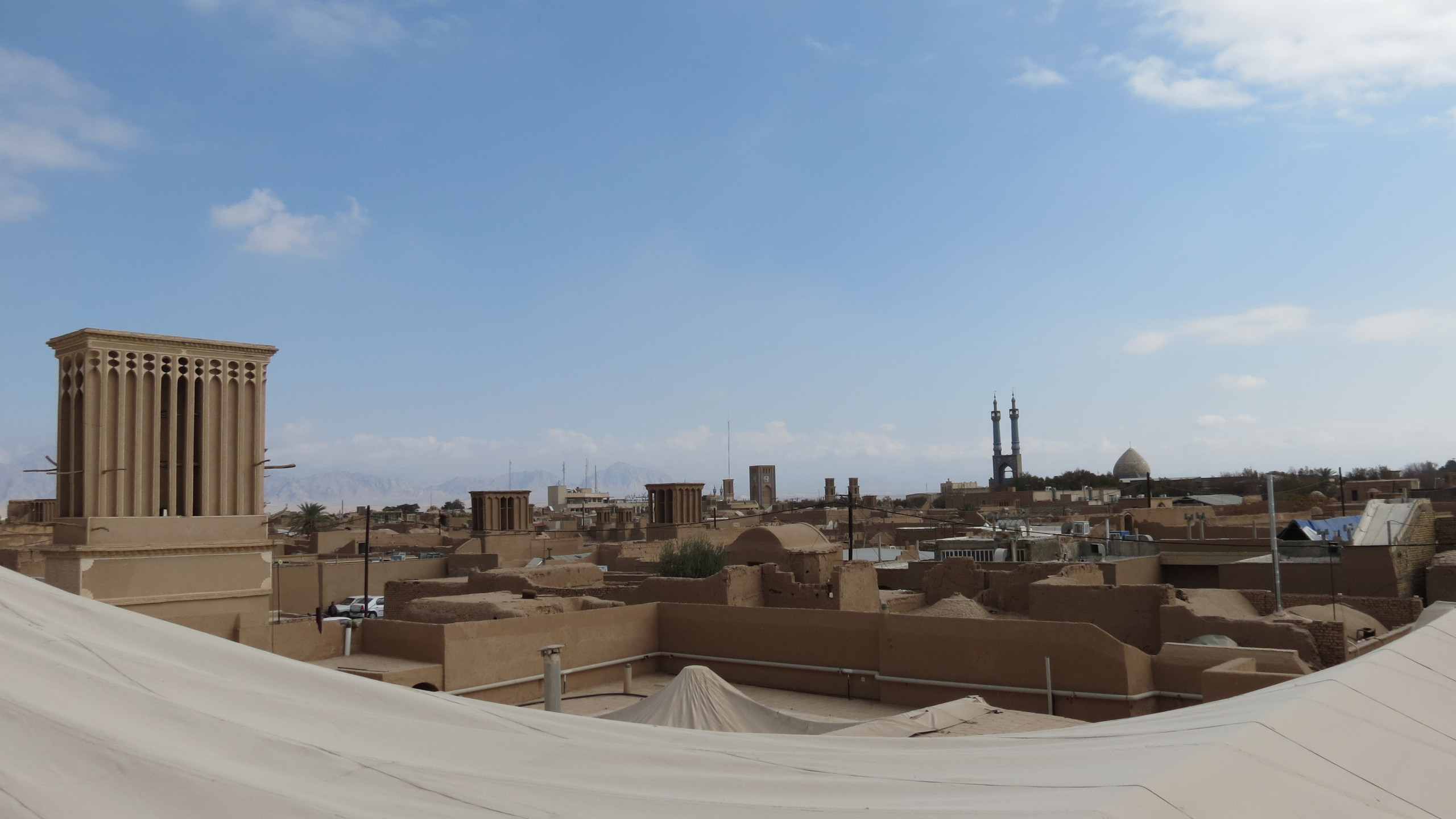 IMG_3557 - yazd view from Mehr Hotel