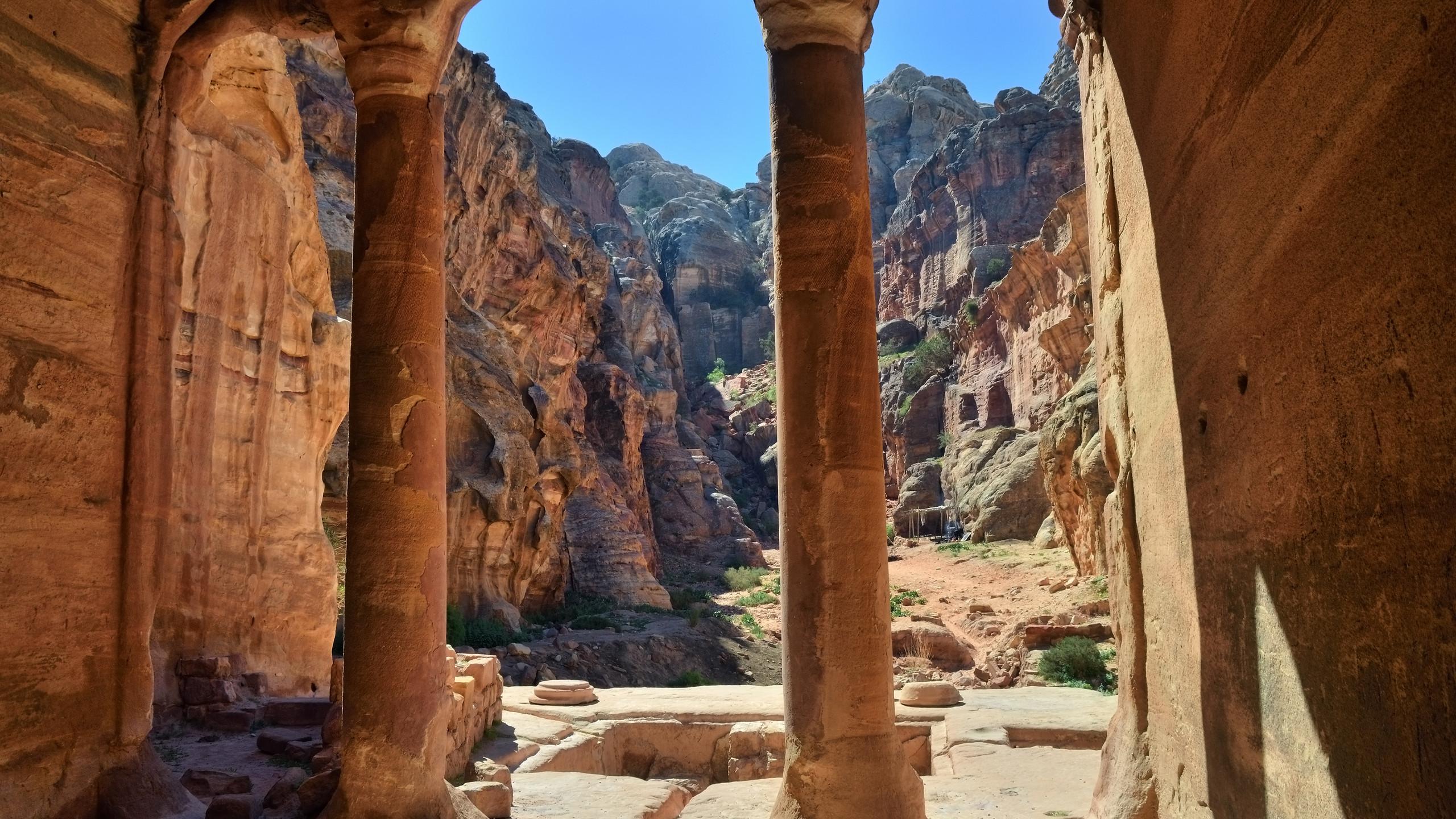 Garden All, Petra