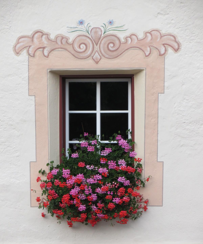 Window in Toblach