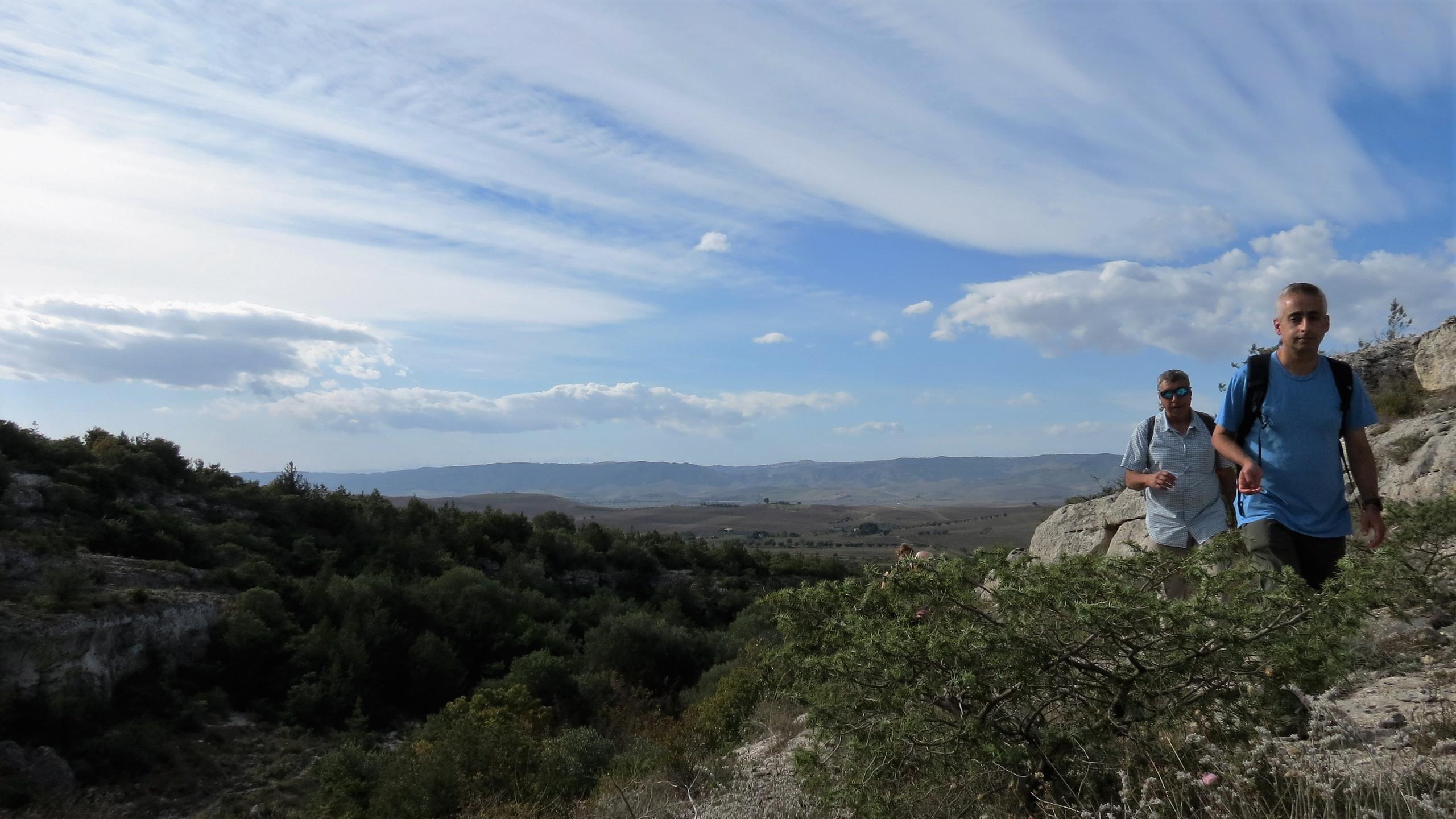 Canyon hike, Matera, Basilicata
