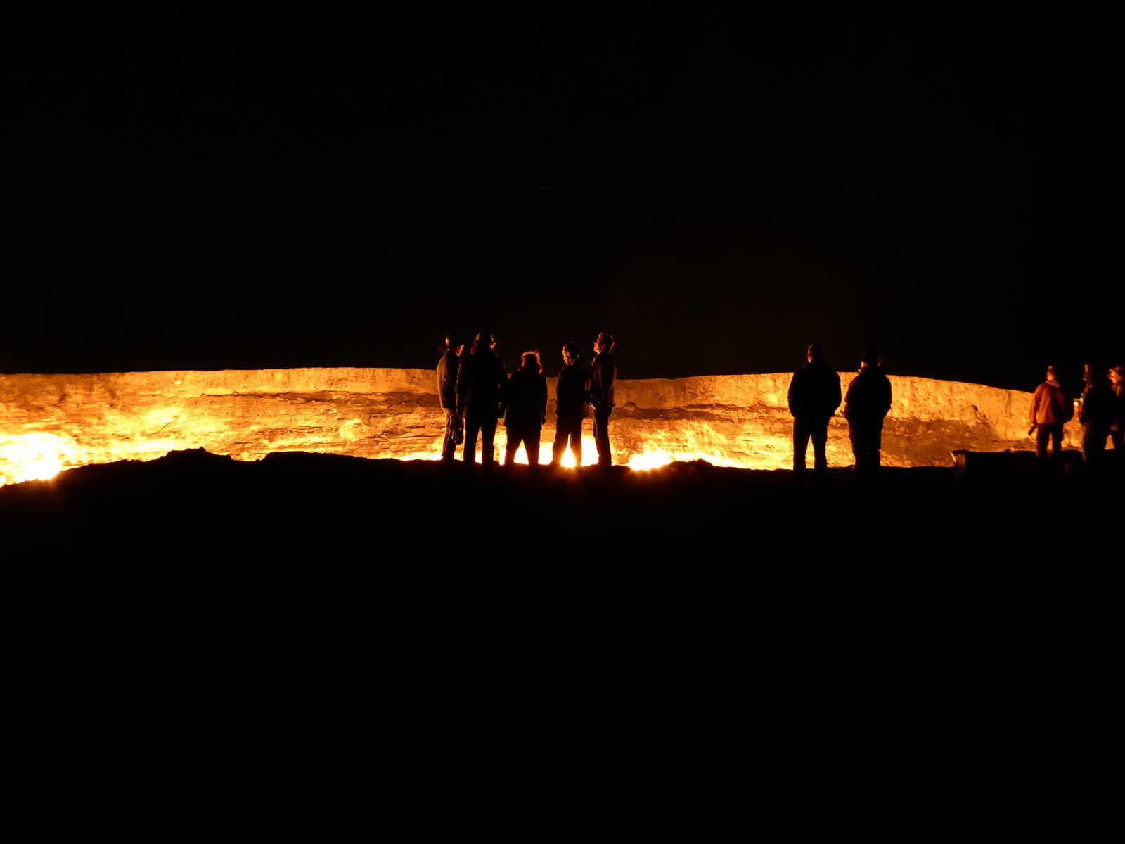 Gates of Hell, Turkmensitan