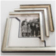 Bildeinrahmung, Bilderrahmen, Holzbilderrahmen, Vergolderrahmen, Holzrahmen, Rahmung, Einahmen