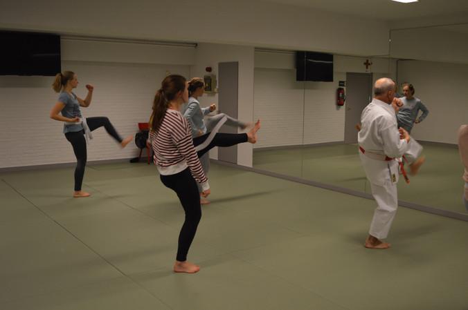Leer Karate op SJT