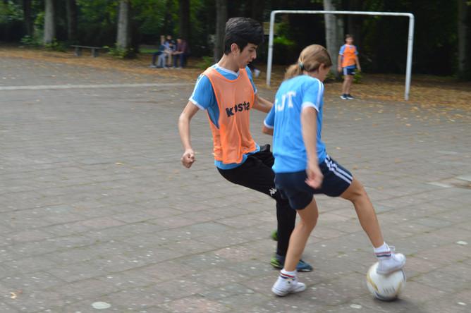 Klassencompetitie koervoetbal