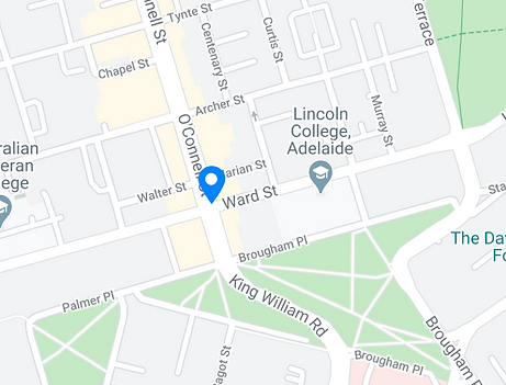 Brougham Plaza map.png