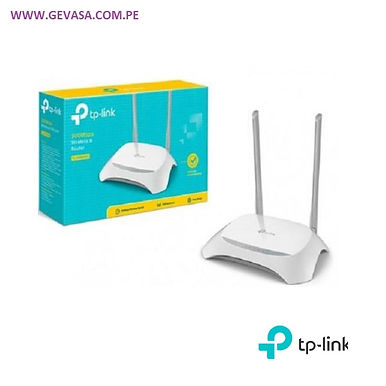 Router Inalámbrico N 300Mbps