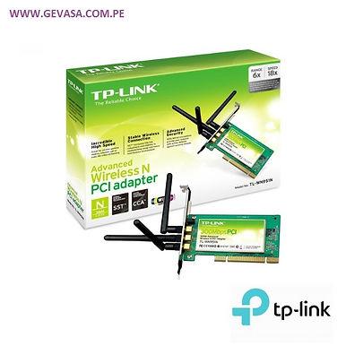 Adaptador Inalámbrico PCI N 300Mbps