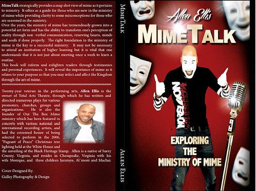 Mime Talk Book