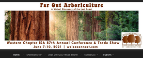 WCISA 2021 - Far Out Arboriculture