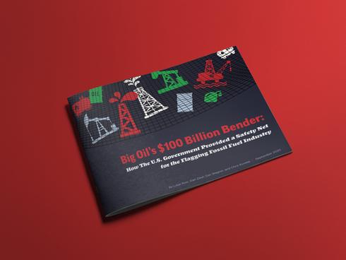 Big Oil's $100 Billion Bender