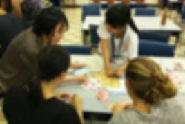 新潟医療福祉大学作業療法学科 国際交流 カナダ Queen's大学 学生交流 イベント