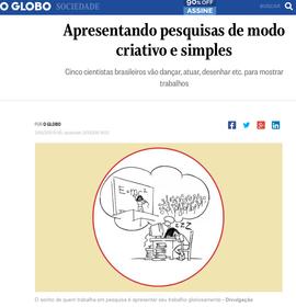 O Globo Euraxess