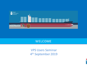 VPS User's Seminar 2019