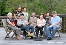 ご家族写真(来村にて)