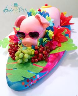LUAU PIG CAKE 2