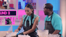 B. Dallas' Cakes, Brandy Dallas featured on Netflix Sugar Rush Extra Sweet