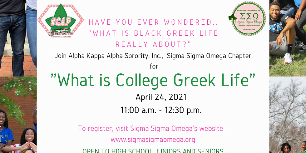 What is College Greek Life