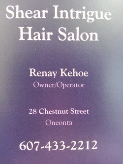 Shear Intrigue Hair Salon