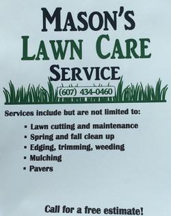 Mason Lawn Care