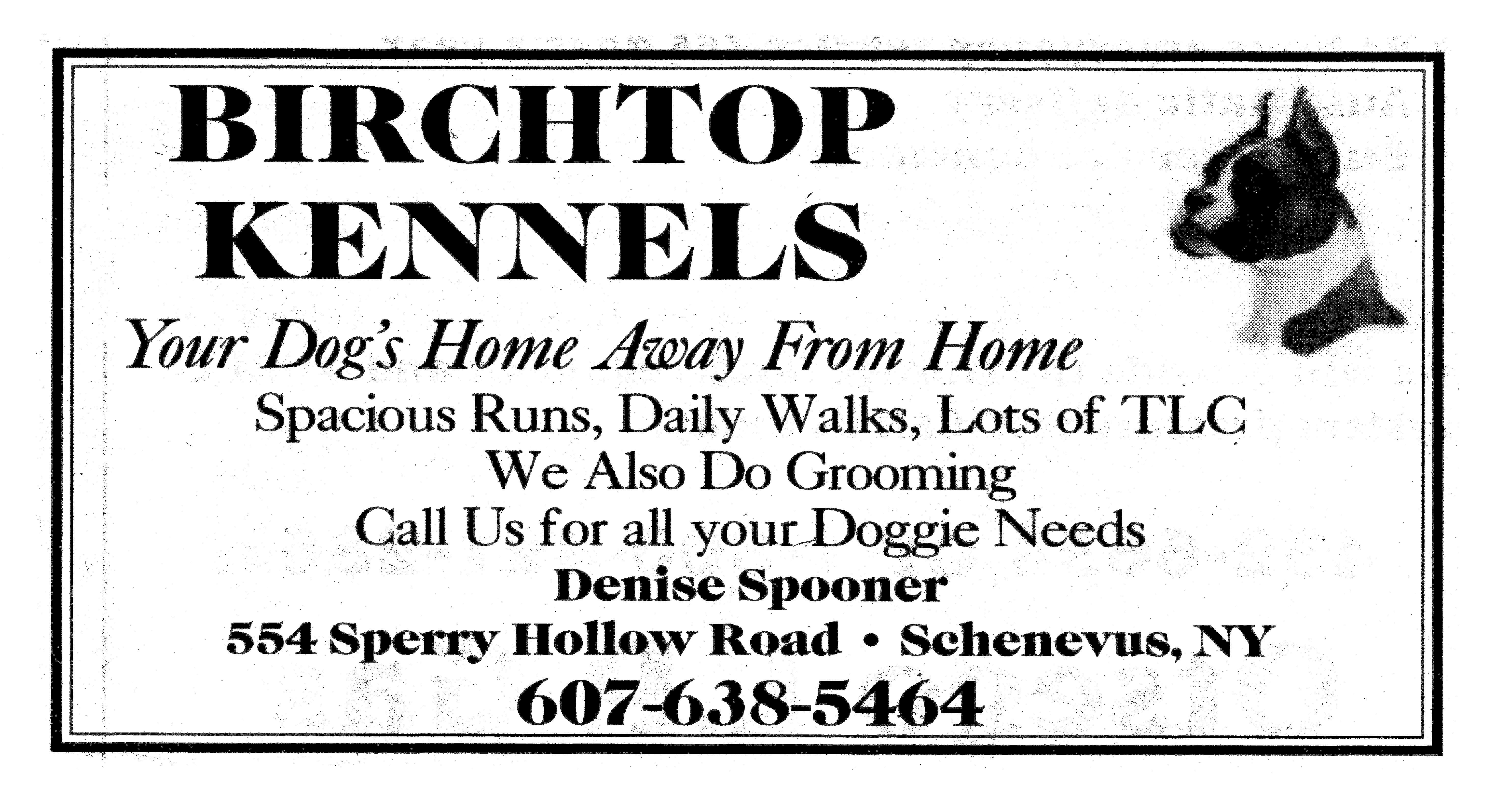 Birchtop Kennels