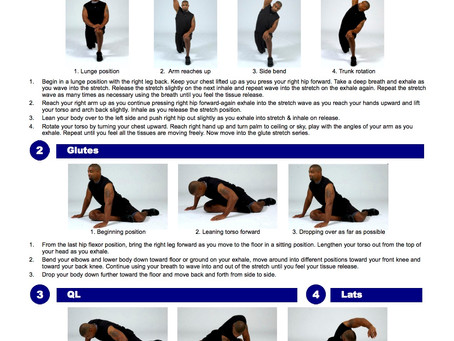 4 Stretches Everyone Should Know