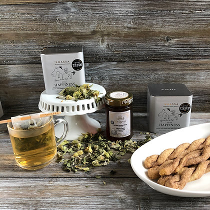 Stamatia - Coffee & Tea Box