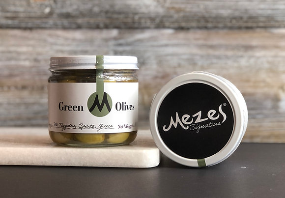 Mezes Signature Green Olives