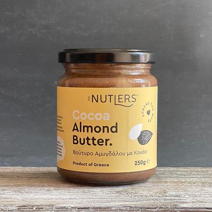 Cocoa Almond Butter