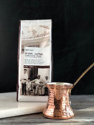 Nektar Greek Coffee and Briki