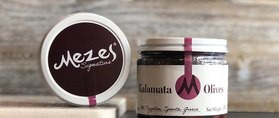 Mezes Signature Kalamata Olives