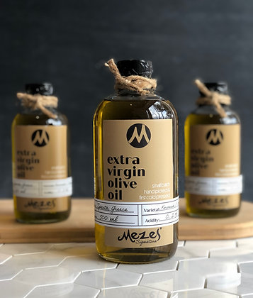 Mezes Signature Extra Virgin Olive Oil