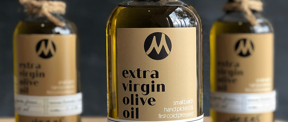 Mezes Signature Extra Virgin Olive Oil