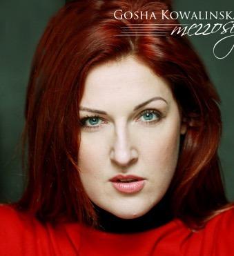 Gosha Kowalinska, Mezzosopran