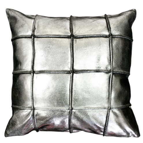 Houston Leather Cushion Cover