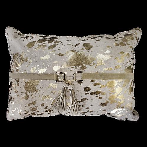 El Dorado Cowhide Cushion Cover