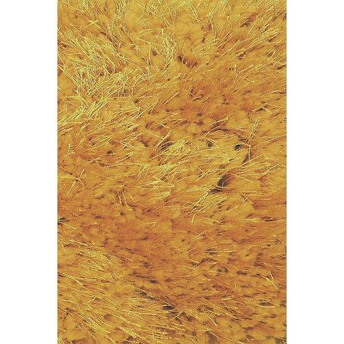 Spectrum Shag Gold 200x300cm Floor Rug