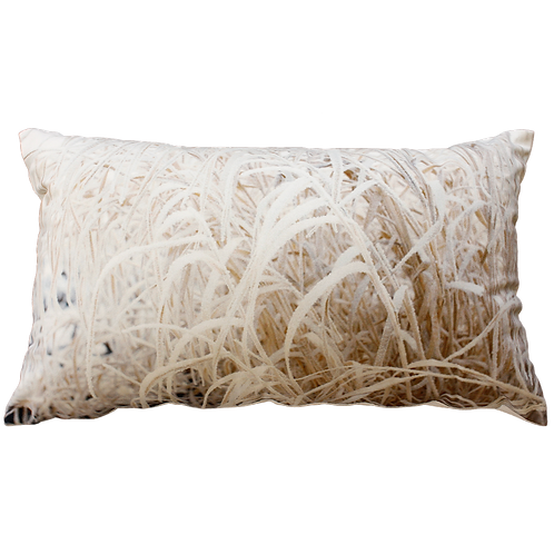 Frozen Field Cushion Cover
